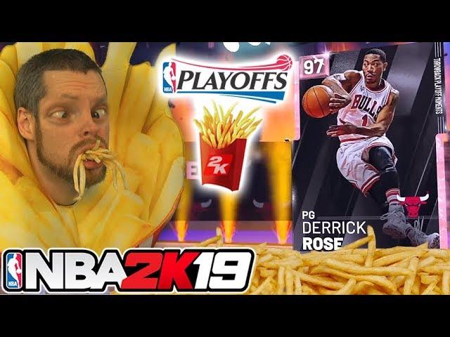 NBA Playoff cards are ruining my life! NBA 2K19