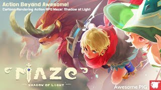 Maze Shadow of Light Gameplay Android / iOS