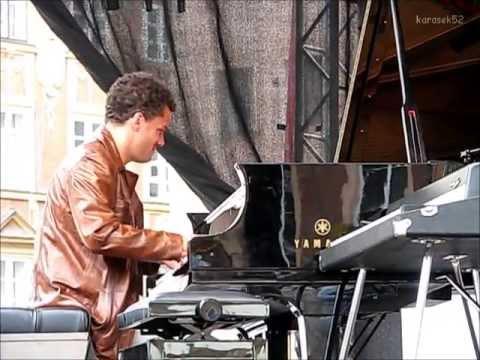 Jacky Terrasson Trio live - XIX Festiwal Jazz na Starówce 2013