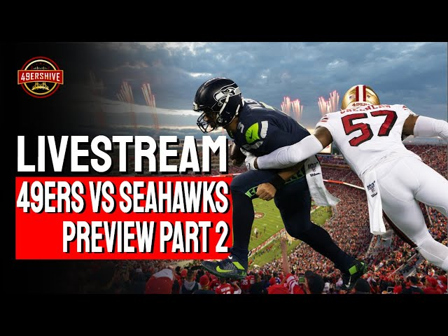 49ERS VS SEAHAWKS-PREVIEW PART 2 | NFL LIVE STREAM 2020 |🎭