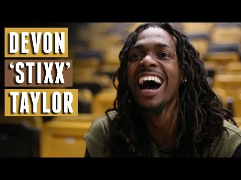 PRIORITY ACCESS: Devon 'Stixx' Taylor