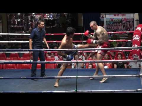 Rematch: Kevin Foster Tiger Muay Thai vs Pet-ubon @ Patong Stadium 16/5/16