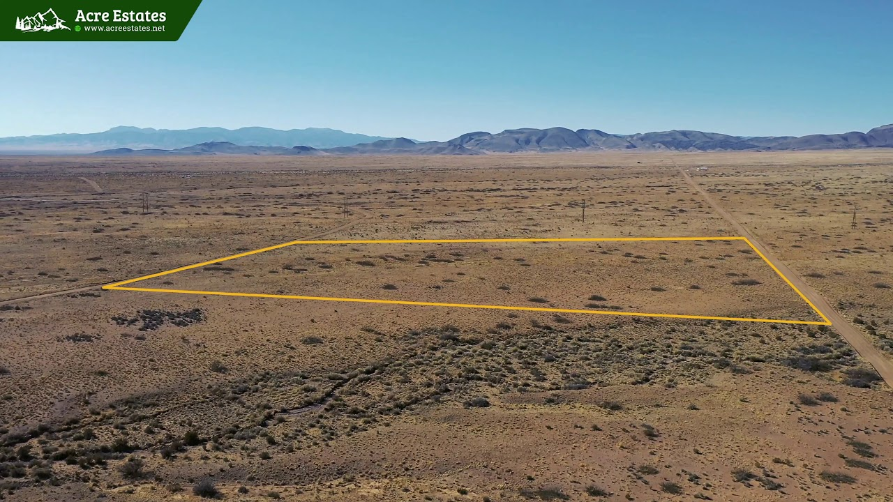 High Adventure 20.15-acre Lot For Sale With Breathtaking Mountain Views In San Antonio, NM!
