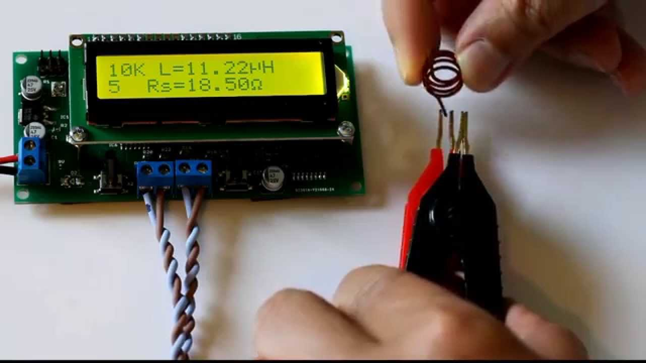 lcr 2 9c bridge meter kit measures l c r z rs esr x q d phaseGet Lcfesr Lc Lcf Lcr Incircuit Esr Frequency Meter With Diy Kit #3