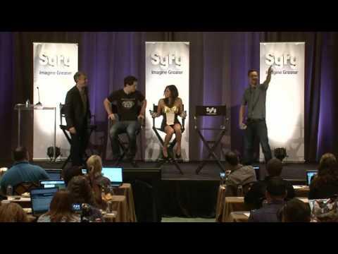 Being Human 2011 Press Panel