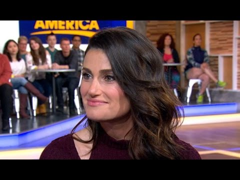 Idina Menzel Interview on Beaches Remake