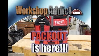Milwaukee Packout Modular Storage System & Tool Box Review