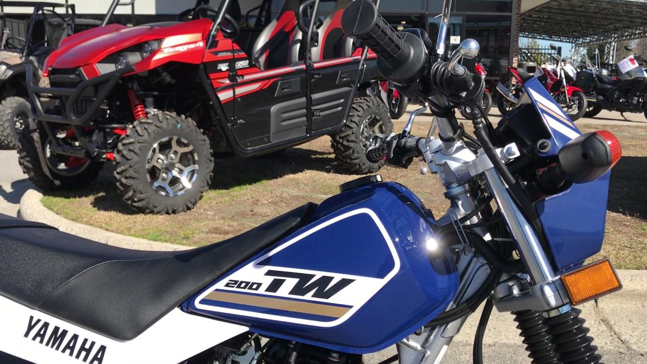 Yamaha Custom 2017 Tw200