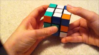How to Solve One Side on a Rubik
