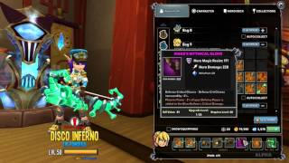 Dungeon Defenders 2: 50k DPS Huntress Build Felcon Shot Bow & Burst Fire Bow!!