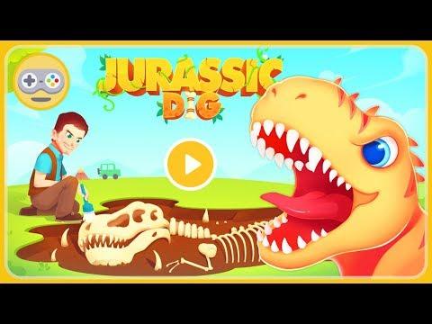 Игры динозавры мультфильм динозавры