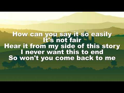 Lirik Lagu The Overtunes - Time Will Tell -GL-