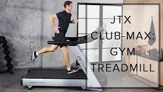 JTX CLUB-MAX: GYM TREADMILL | FROM JTX FITNESS