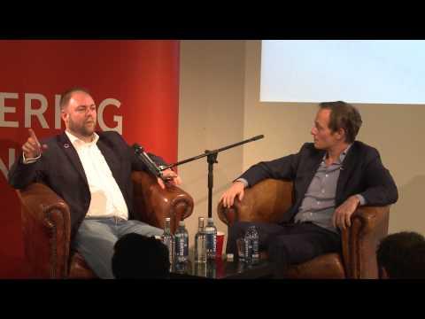 Startup Grind Rotterdam hosted Yuri van der Geest, author of Exponential Organizations