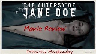 The Autopsy Of Jane Doe Movie Review