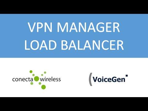 VoiceGen Gateway VPN, Load Balancer