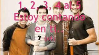 Big Time Rush ft Jordin Sparks Count On You Subtitulado En español
