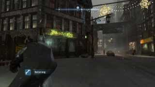 Batman Arkham Origins - Park Row Comms Tower & Relays