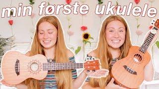 ukulele unboxing // Flight Elise Ecklund Signature