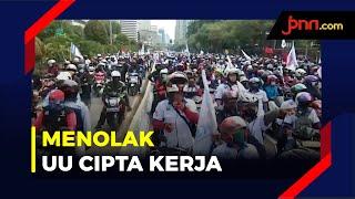 Kembali Turun Ke Jalan, Buruh Menolak UU Cipta Kerja - JPNN.com