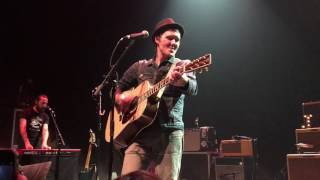 Red Lights, Brian Fallon & The Crowes, Park West, Chicago 9/20/16