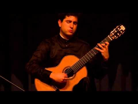 Rafael Aguire Miñarro - Guitar Recital