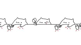 Bongo Cat - We All Lift Together Fixed