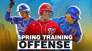 2020 Spring Training Home Runs + Other Offense! | ...
