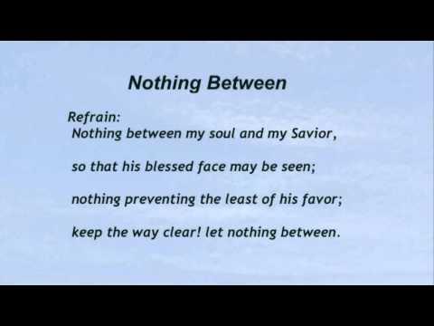 Nothing Between