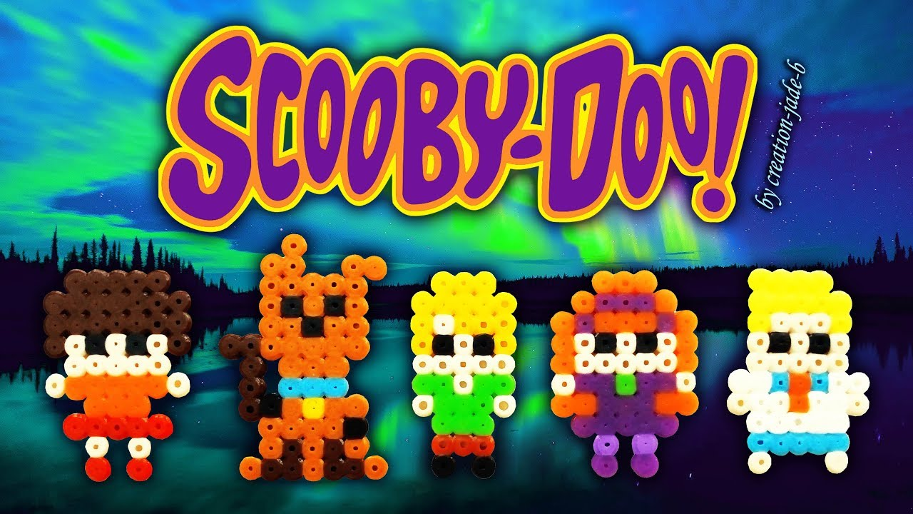 Tuto Perles A Repasser Hama Personnages De Scooby Doo Youtube I am a huge harry potter fan, and you guys have been asking for more perler bead projects, so i thought i would combine the two! tuto perles a repasser hama personnages de scooby doo
