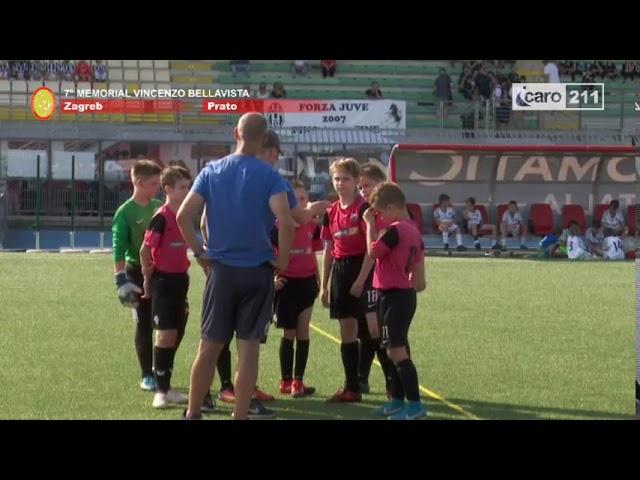 Icaro Sport. 7° Memorial Vincenzo Bellavista: Lokomotiva Zagreb-Prato