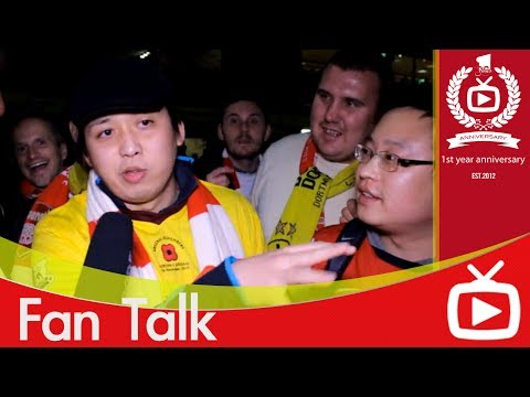 Arsenal FC 1 Borussia Dortmund 0 - Chinese Gooners Overjoyed - ArsenalFanTV.com