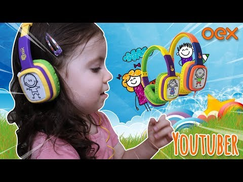 🎧 ÚRSULA VAI VIRAR UMA YOUTUBER !!  OEX Kids Cartoon
