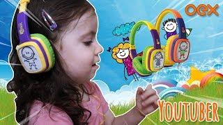 ???? ÚRSULA VAI VIRAR UMA YOUTUBER !!  OEX Kids Cartoon