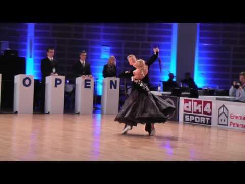 Glenn-Richard Boyce - Caroly James | Waltz | Copenhagen Open 2016