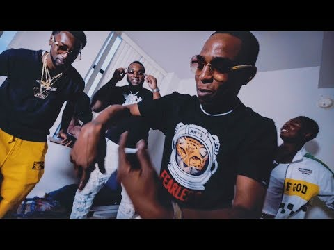 BigBear Laflare | WeUpNexxt Fresh | Foreign Kidd - Ric Flair [Shot By DineroGangRay]
