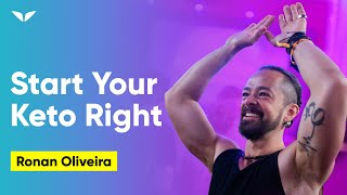 How To Set Yourself For Success With A Keto Diet By Avoiding These Common Mistakes | Ronan Oliveira