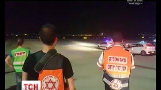 Літак Тель-Авів – Київ дві години кружляв над аеропортом, аби зробити екстрене приземлення(, 2016-08-19T14:21:27.000Z)