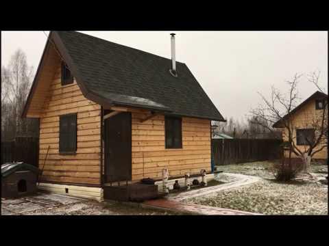 Инфракрасные обогреватели ИкоЛайн в деревянном доме работают с 2006 года.