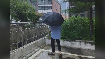 비 오는 날 뭐 입지?(비 올 때 입으면 안되는 옷, 비 올때 코디)