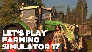 Hrej.cz Let's Play: Farming Simulator 17 [CZ]