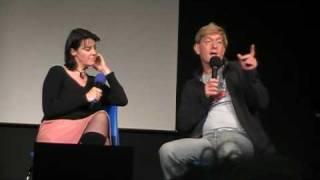 Mark Strickson and Lisa Bowerman at Invasion 2009 (2/2)