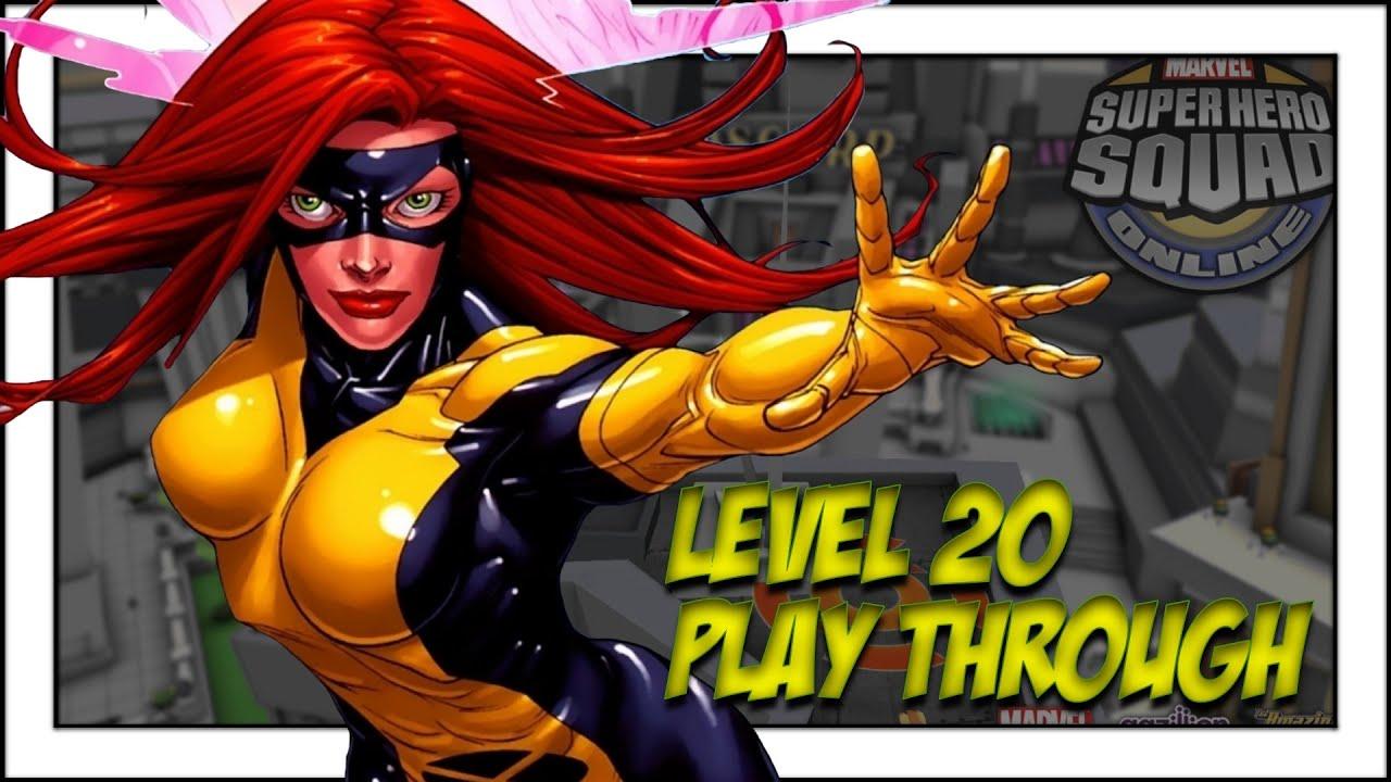 Marvel Super Hero Squad Online - MMORPG.com