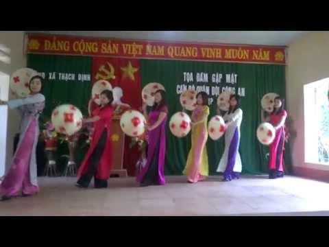 Kim Chi múa Khúc tình ca Thanh Hóa