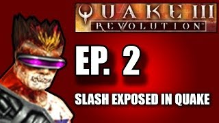 Brand Plays Quake III Revolution [PS2] - Part 2: Slash Exposed