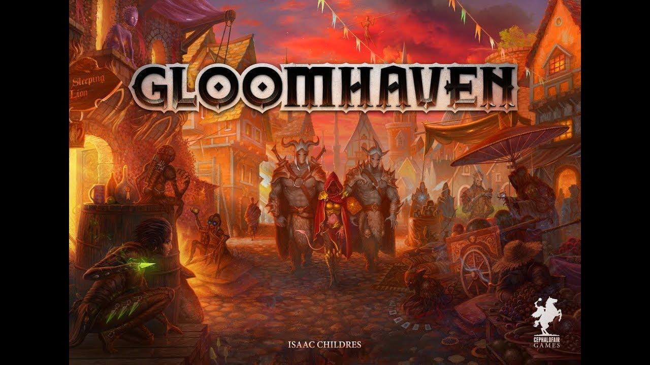 Gloomhaven Expansion oublié Cercles