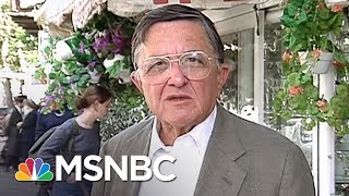 New York Reporter Gabe Pressman Dies At 93 | Morning Joe | MSNBC