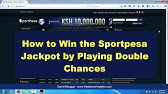 How to Place SportPesa Bet online - How To Win SportPesa