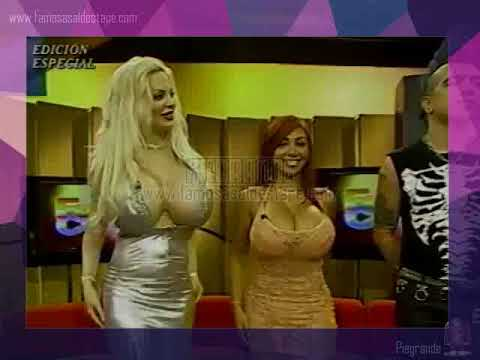 Sabrina Sabrok and Daysi Araujo the women with the biggest tits in the world thumbnail