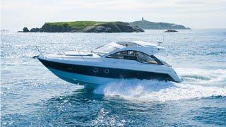 Яхта Beneteau Gran Turismo 38 продажа в Москве(Каннах, на юбилейном тридцатом Бот-шоу проходила презентация новой линии скоростных моторных яхт Beneteau..., 2014-08-13T00:39:35.000Z)